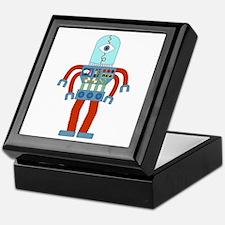 Scary Eyeball Robot Keepsake Box
