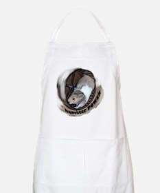 Hamster Power BBQ Apron