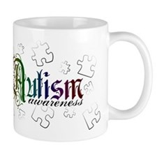 Autism Awareness - Medievel Mug