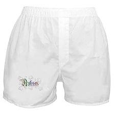 Autism Awareness - Medievel Boxer Shorts