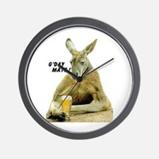 Unique Australia Wall Clock