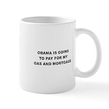 Obama Gas & Mortgage Mug