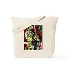 Powells Annunciation Tote Bag
