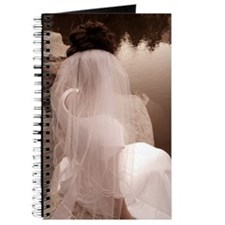 Bride Sepia Journal