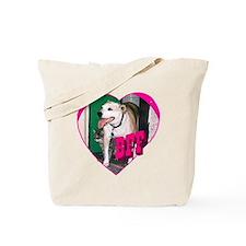 BFF-pink Tote Bag
