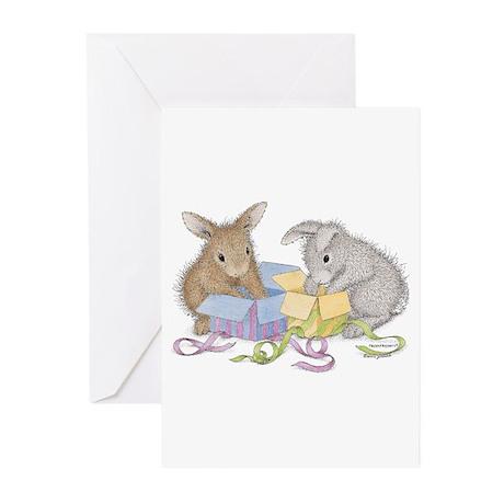 Hoppy Birthday - Greeting Cards (Pk of 20)