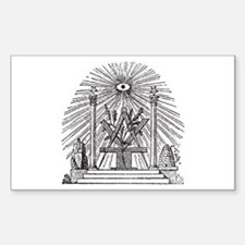 Altar of the Ancients Rectangle Decal