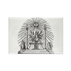 Altar of the Ancients Rectangle Magnet (10 pack)