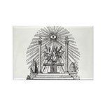 Altar of the Ancients Rectangle Magnet (100 pack)