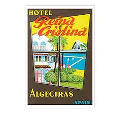 Algeciras Spain Postcards (Package of 8)