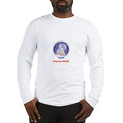 Joyeux Noel - Snowglobe Long Sleeve T-Shirt