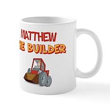 Matthew the Builder Mug