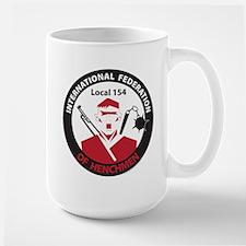 Henchmen's Union Large Mug