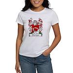 Shevtsov Family Crest Women's T-Shirt
