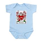 Shevtsov Family Crest Infant Creeper