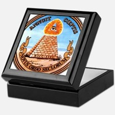 Great Seal of the United States (Reverse) Keepsake
