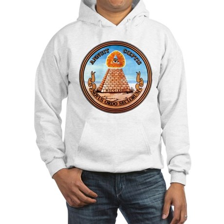 Great Seal of the United States (Reverse) Hooded S