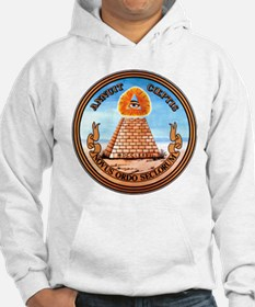 Great Seal of the United States (Reverse) Hoodie