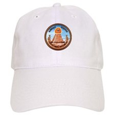 Great Seal of the United States (Reverse) Baseball Cap