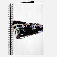 Cute Hummer Journal