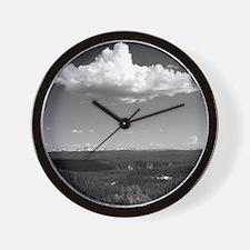 Cute Ansel adams wilderness Wall Clock
