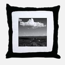 Unique Ansel adams wilderness Throw Pillow