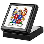 Skuratov Family Crest Keepsake Box