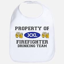 Property of Firefighter Drinking Team Bib
