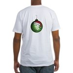 Mulholland Ornament Fitted T-Shirt