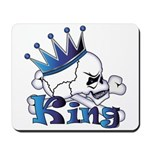Skull King Mousepad