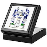 Sonin Family Crest Keepsake Box