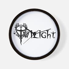 Twilight Movie Wall Clock
