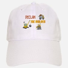 Declan the Builder Baseball Baseball Cap