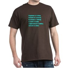 What is enlightenment? T-Shirt