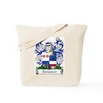 Stoianov Family Crest Tote Bag