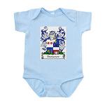 Stoianov Family Crest Infant Creeper