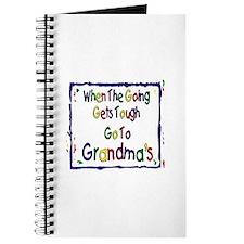 Go To Grandma's Journal