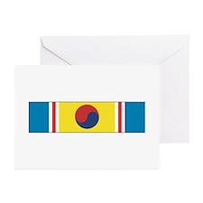 Korean War Service Greeting Cards (Pk of 10)