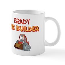 Brady the Builder Mug