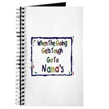 Go To Nana's Journal