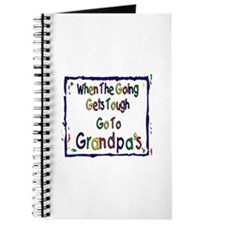 Go To Grandpa's Journal