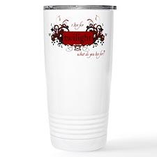 I Live For Twilight Travel Mug