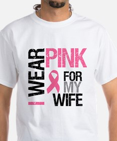 I Wear Pink Wife Shirt