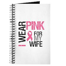 I Wear Pink Wife Journal