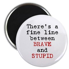 Fine Line Brave Stupid 2.25