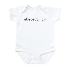 abecedarian Onesie