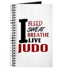 Bleed Sweat Breathe Judo Journal