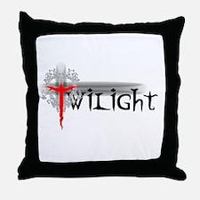 Twilight Movie Throw Pillow