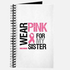 I Wear Pink Sister Journal