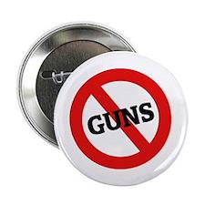 """Anti Guns 2.25"""" Button (10 pack)"""